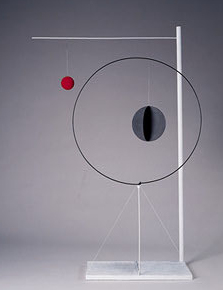 Red Ball Calder Rome Retrospective