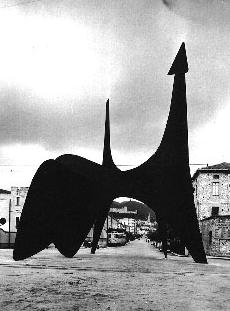 Teodelapio Rome Retrospective Calder