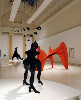 Critter without Arms Calder Retrospective Rome