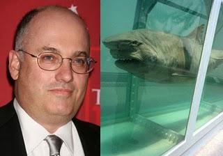 Steven Cohen - Damien Hirst Shark