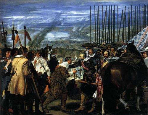 """Velazquez, """"Diego de Silva"""" 1559, Via Met"""
