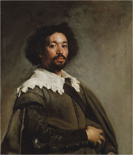 Velazquez,Juan de Pareja, Via Nytimes