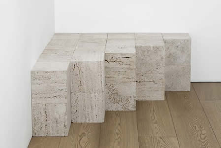 Carl Andre - AO Art Observed™