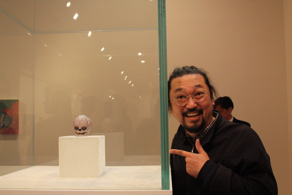 Go See Hong Kong Damien Hirst S Forgotten Promises Exhibition Complete With A Pink Diamond Encrusted Baby Skull Inaugurates The New Gagosian Gallery Through March 19th 2011 Ao Art Observed