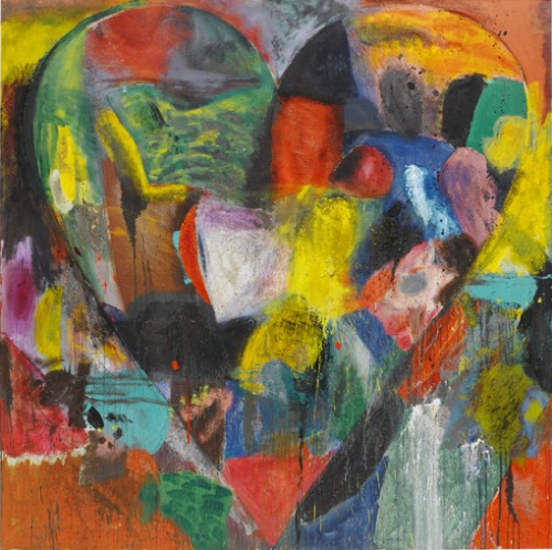 Go See New York Jim Dine New Paintings At Pace