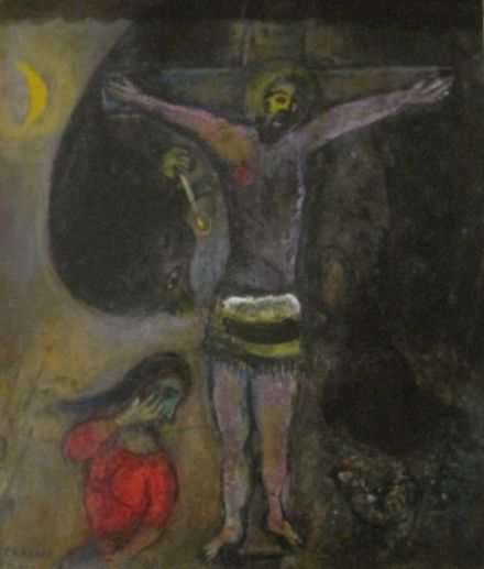 » AO OnSite – Philadelphia Museum of Art: Paris through ... Chagall Crucifixion