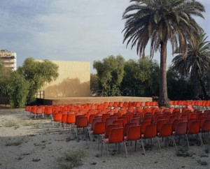 Wim Wenders- Open Air Screen Palermo - Haunch of Venison