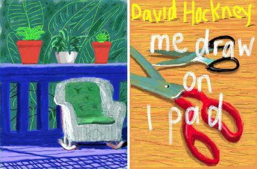 Risultati immagini per David Hockney, Two boys in a pool (1965)
