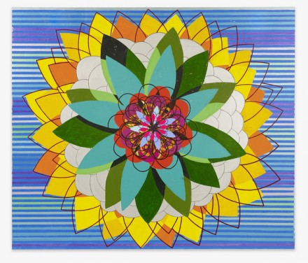 » Go See – Berlin: Beatriz Milhazes at Galerie Max Hetzler ...