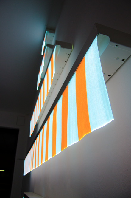 187 Ao On Site London Daniel Buren One Thing To Another