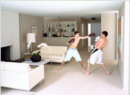 "Jeff Wall ""Boxing"""