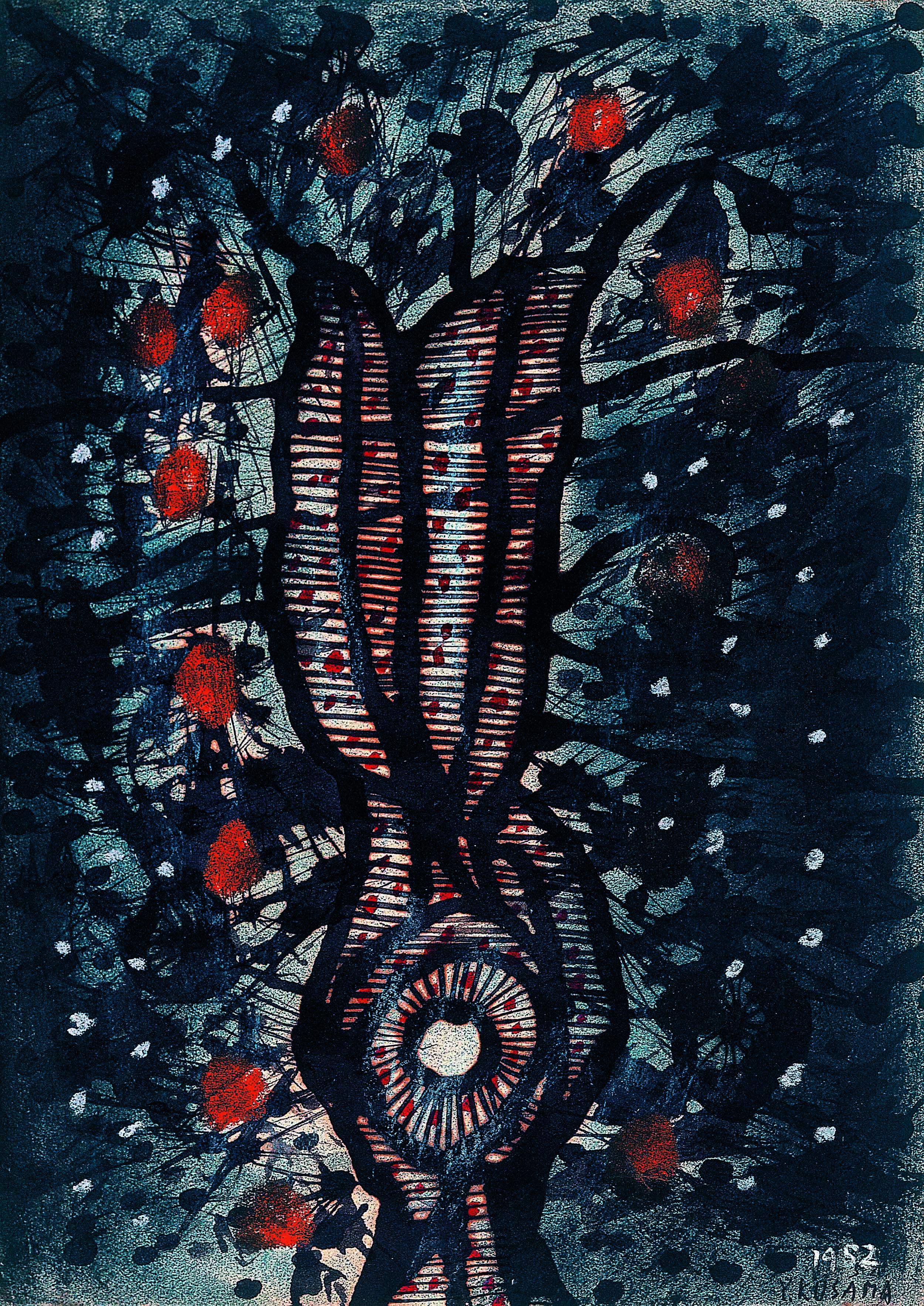 187 London Yayoi Kusama Retrospective At Tate Modern