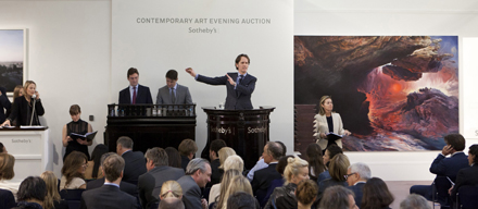 » AO Auction Results – London: Sotheby's Contemporary Art ...