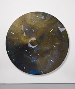 An Authentic Damien Hirst Spin Painting
