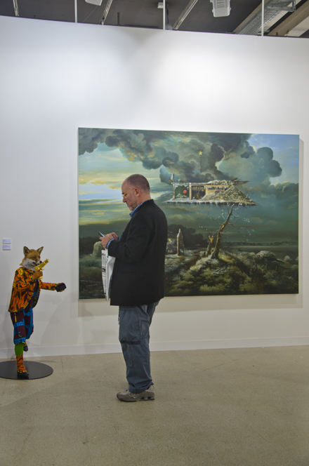 AO On Site Photoset – Art 43 Basel Vernissage and VIP