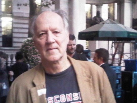 Werner Herzog at The Last Pictures