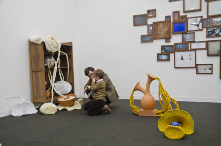 Brazilian Gallery A Gentil Carioca at Frieze London