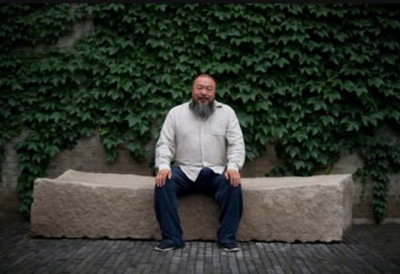 Ai Weiwei Courtesy The Washington Post