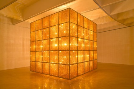 Ai Weiwei at Hirshhorn, Installation View: Cube Light Courtesy The Hirshhorn