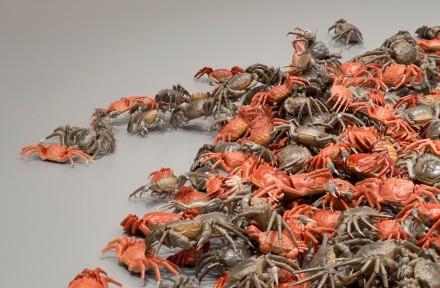 Ai Weiwei, He Xie (detail), 2010–