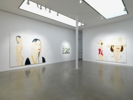Installation View via Timothy Taylor Gallery