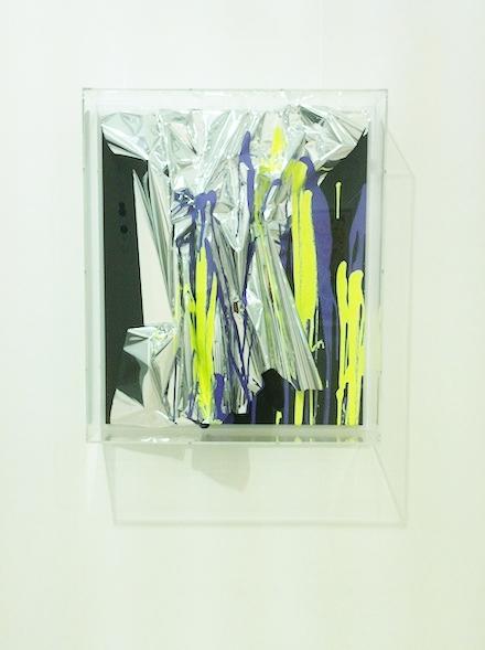Anselm Reyle at Kujke Gallery, Seoul: Tina Kim Gallery