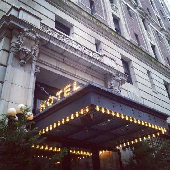 The Ace Hotel post Sandy