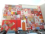 Barry McGee mural via Paper Mag