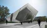 Broad Museum MSU via LA Times