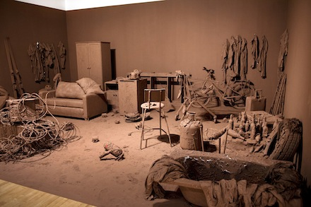 CHEN ZHEN - Purification Room (2000, 2012)