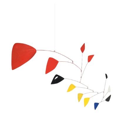 Calder Untitled 1962 via Sotheby's
