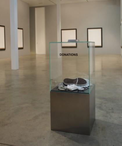 Donation Box,