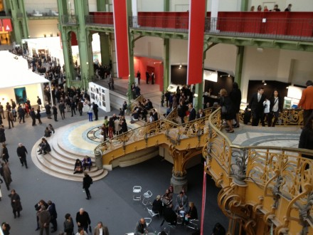 FIAC Grand Palais courtesy We Want Contrast for Art Observed