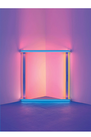 Dan Flavin Courtesy of David Zwirner