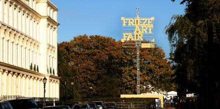 Frieze London Courtesy Frieze