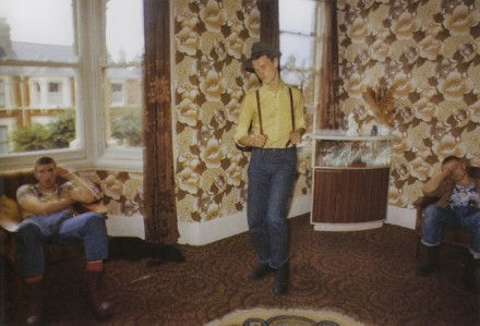 Nan Goldin Skinhead Dancing London Courtesy Matthew Marks Gallery
