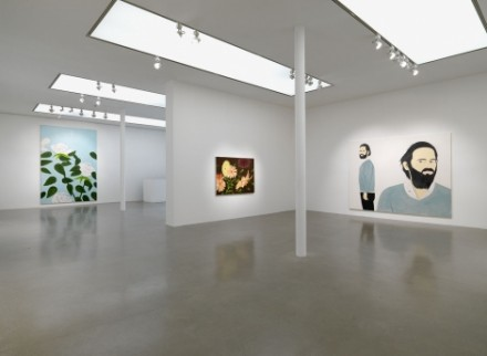 Installation View Alex Katz at Timothy Taylor