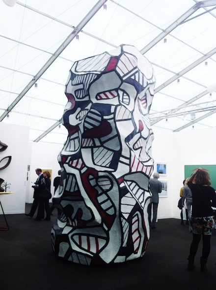 Jean Dubuffet at Waddington Custot Galleries via Art Observed