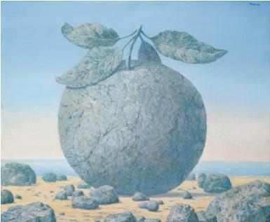 Rene Magritte La Grande Table courtesy Sotheby's