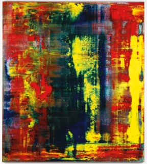 Gerhard Richter Abstraktes Bild 1994