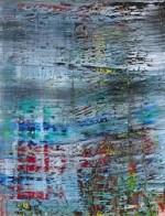 Richter Abstraktes Bild 1990 via Sothebys