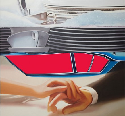Rosenquist The Facet 1978 Courtesy Acquavella Galleries
