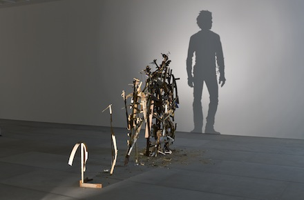 Self-Imposed Misery, 2010, tim noble & sue webster-nihilistic optimistic-blain southern