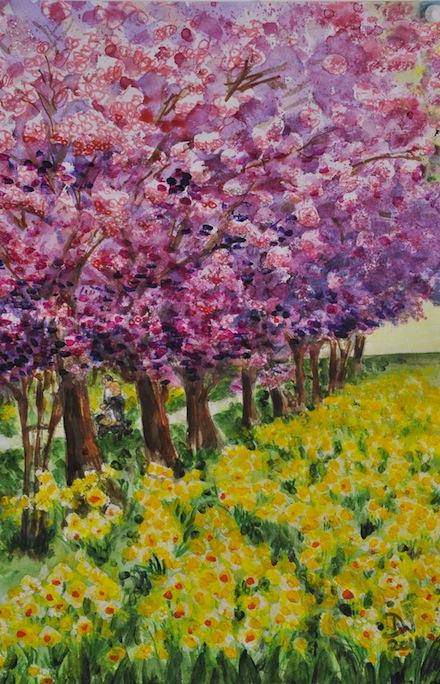 Spring Colours, HMP Full Sutton