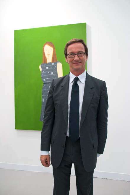 Thaddaeus Ropac photo by Art Observed