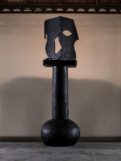 , Lamp III (Portrait)