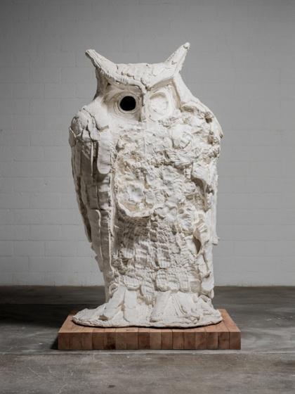, Standing Owl I