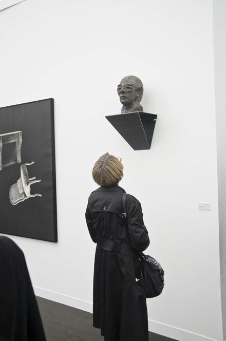 Thomas Schutte Wichte 2007 Frith Street Gallery