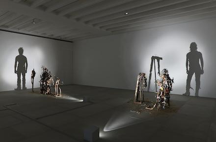 exhibition view1-tim noble & sue webster-nihilistic optimistic-blain southern