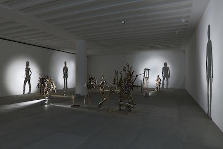 exhibition view2-tim noble & sue webster-nihilistic optimistic-blain southern